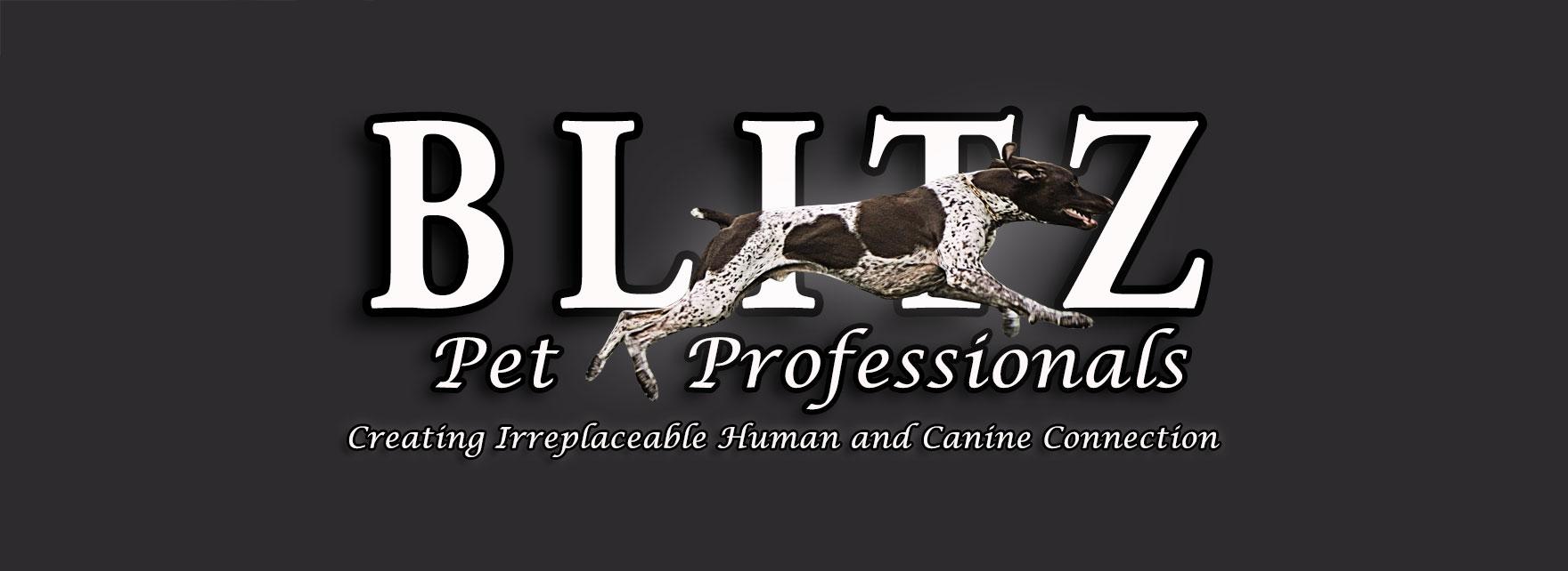 Blitz pet Pros banner