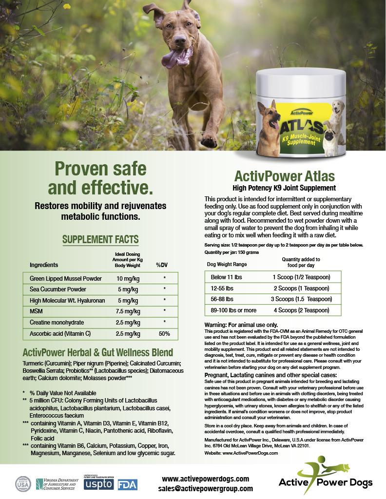 Active Power Atlas